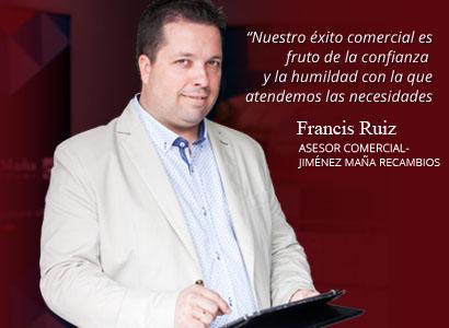 Jiménez Maña Corporación | Francisco