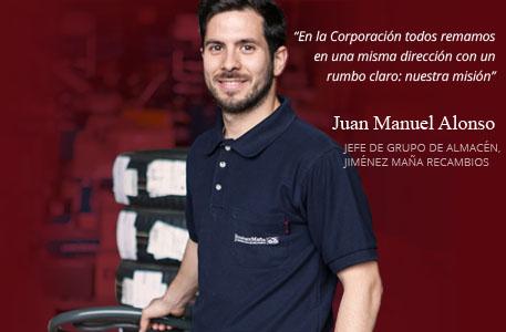 Jiménez Maña Corporación | Juan Manuel