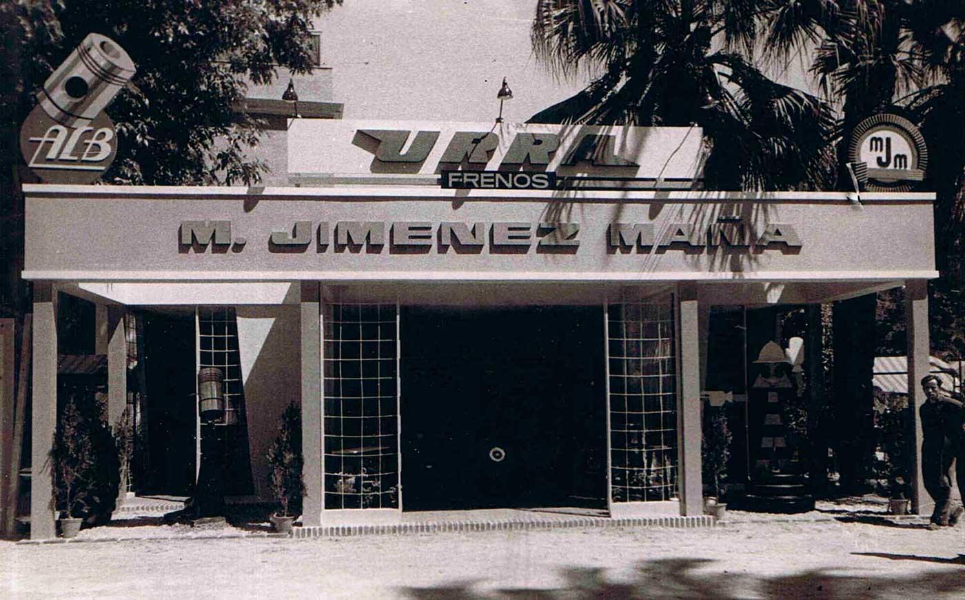 Jiménez Maña Corporación | Historia